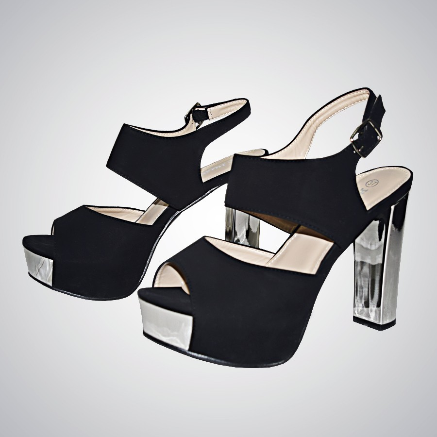 Zapatos Haulum Kate Negro